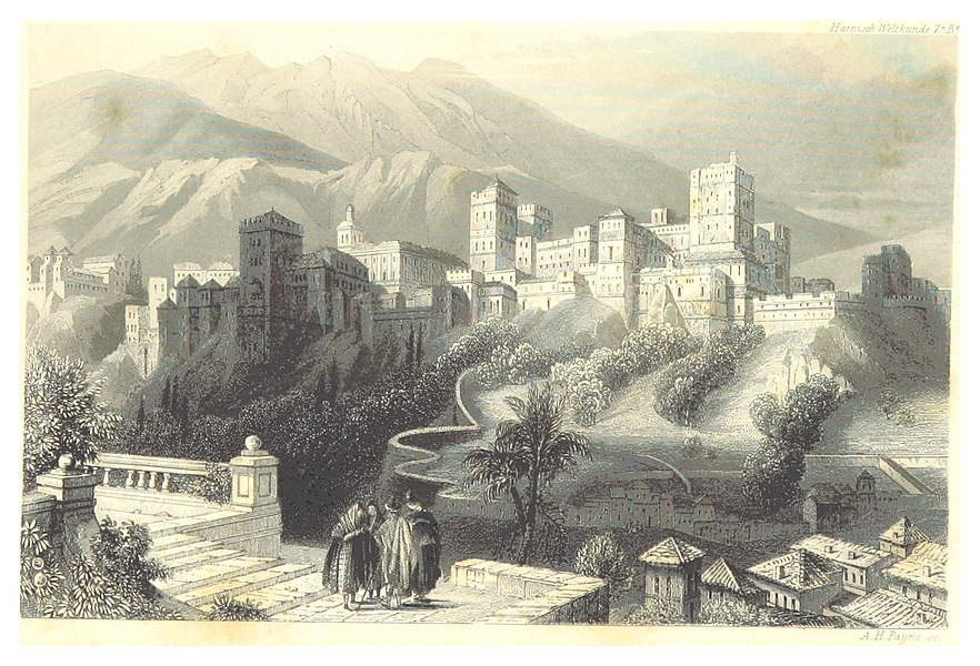 the alhambra - image 4