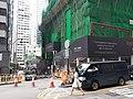 HK WC 灣仔 Wan Chai StarStreet 星街小區 永豐街 Wing Fung Street construction site Eight Star Street April 2021 SS2 06.jpg
