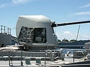 HMAS Arunta 5inch