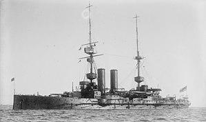 HMS Albemarle (1901) - HMS Albemarle