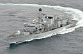 HMS Argyll on Counter-Narcotics Patrol in Caribbean MOD 45158294.jpg