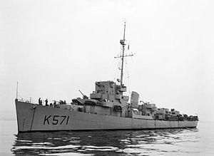 HMS Inman (K571) - HMS Inman (K571)