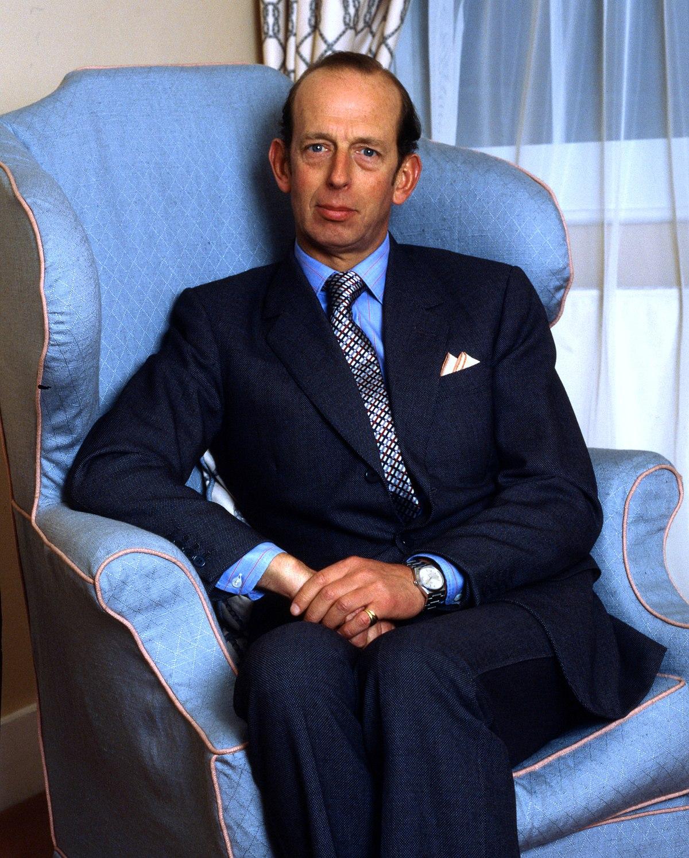 Эдвард, герцог Кентский — Википедия