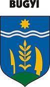 Huy hiệu của Bugyi