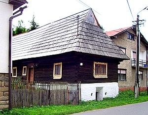Habovka - Image: Habovka, Dedina 4