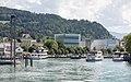 Hafen Bregenz mit Postamt, Kunsthaus, Landestheater & Vorarlbergmuseum.jpg