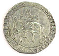 Halfcrown of Charles I - Counterfeit (YORYM-1995.109.52) obverse.jpg