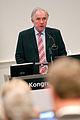 Halldor Asgrimsson, nordisk ministerradets generalsekreterare talar vid oppnandet av CAS-Nordic 2007 i Lund 2007-09-17.jpg