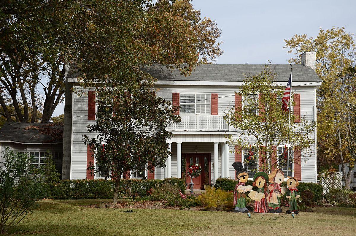 Halliburton House DeWitt Arkansas Wikipedia