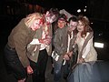 Hallween Tumble 2012 Shambling Zombies with Fresh Meat.JPG