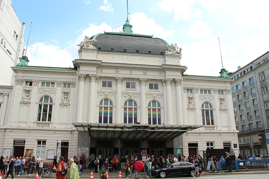 Hamburg - Deutsches Schauspielhaus