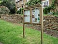 Hanwell village notice board - geograph.org.uk - 437169.jpg
