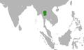Haripunjaya locator.png