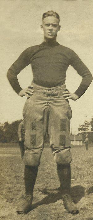 Hal Erickson (American football) - Image: Harold Ingvald Alexander Eriksen (1898 1963)