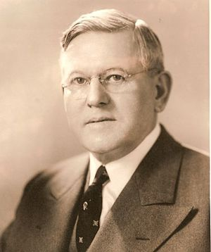 Henry H. Schwartz - Public domain photo given to me by my mother, Barbara Schwartz (grand daughter of Harry H. Schwartz).