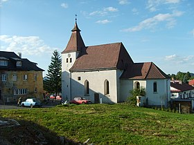 Hartmanice (district de Klatovy)
