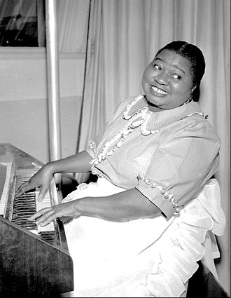 Hattie McDaniel - McDaniel as Beulah 1951, the year before her death