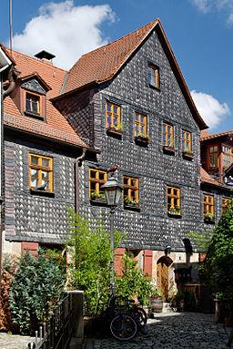 Pfarrgasse in Fürth