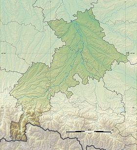 Voir sur la carte topographique de la Haute-Garonne
