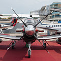 Hawker Beechcraft Raytheon 3000 N3000B PAS 2013 02.jpg