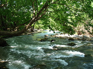 Hasbani River - Hasbani River