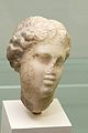 Head of Aphrodite, Roman work after Hellenistic original. Marble, 1st-2nd c AD, Prague NM-H10 8094, 151665.jpg