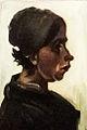 Head of a Peasant Woman with Dark Cap 2 - My Dream.jpg