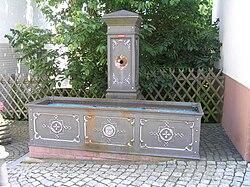 Brunnen in Heftrich