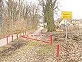 Heinersdorf - Ortseingang (Entering Heinersdorf) - geo.hlipp.de - 34600.jpg