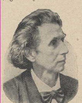 Heinrich Porges - Heinrich Porges (1837-1900)