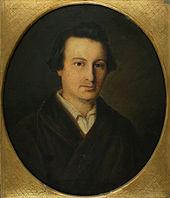 Heine zur Zeit seiner Deutschlandreisen (1843/44) (Quelle: Wikimedia)
