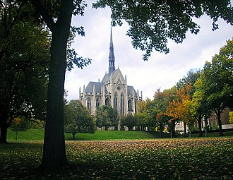 University of Pittsburgh - Heinz Memorial Chapel