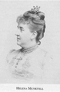Helena Munktell Swedish composer