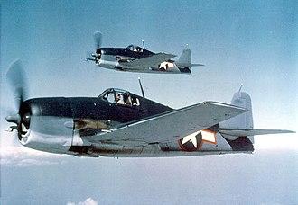 Grumman F6F Hellcat - Image: Hellcats F6F 3, May 1943