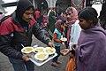 Helping Needy People - Makar Sankranti Observance - Ramkrishnapur Ghat - Howrah 2018-01-14 6429.JPG