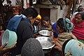 Helping Needy People - Makar Sankranti Observance - Ramkrishnapur Ghat - Howrah 2018-01-14 6949.JPG