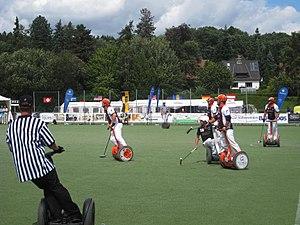 Segway polo - 2017 Woz Cup in Hemer