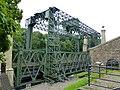 Henrichenburg - LWL-Industriemuseum Schiffshebewerk – Stahlgerüst über - panoramio.jpg