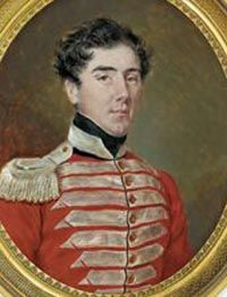 100th (Prince of Wales's Royal Canadian) Regiment of Foot - General Henry Dundas, 3rd Viscount Melville, first colonel of the regiment