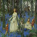 Henry Meynell Rheam - The Fairy Wood 1903.jpg