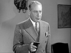 "Henry O'Neill - Henry O'Neill in ""Shadow of the Thin Man"" film"