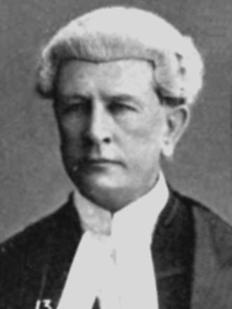 Chief Justice of Fiji - Image: Henry Spencer Berkeley