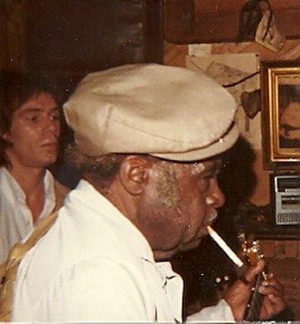 Henry Townsend (musician) - Henry Townsend - St. Louis 1983