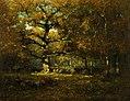 Henry Ward Ranger - Connecticut Woods - 1909.7.54 - Smithsonian American Art Museum.jpg