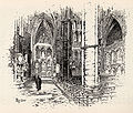 Herbert Railton Poets' Corner A Brief Account of Westminster Abbey 1894.jpg