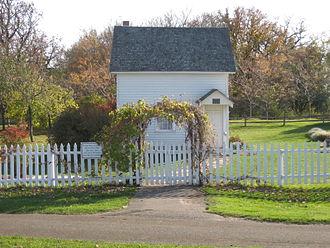 Woodbury, Minnesota - The historic Heritage House