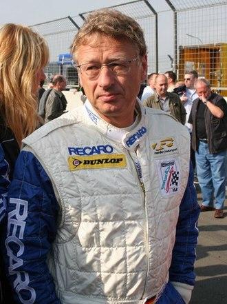 Hermann Tilke - Tilke in 2009
