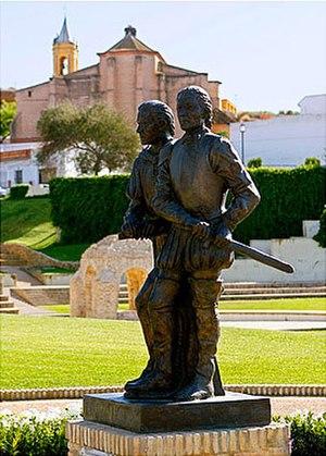 Pinzón brothers - Image: Hermanos Pinzon