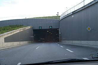 Herren Tunnel - Herrentunnel