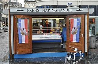 Herring as food